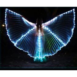 Wings LED Borboleta Adulto PROMOÇÃO