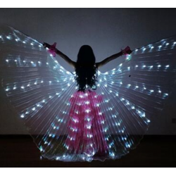 Asa Wings LED Inteira Infantil