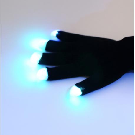Luva LED