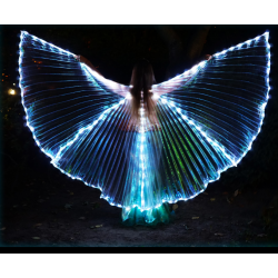 Wings LED Borboleta Adulto