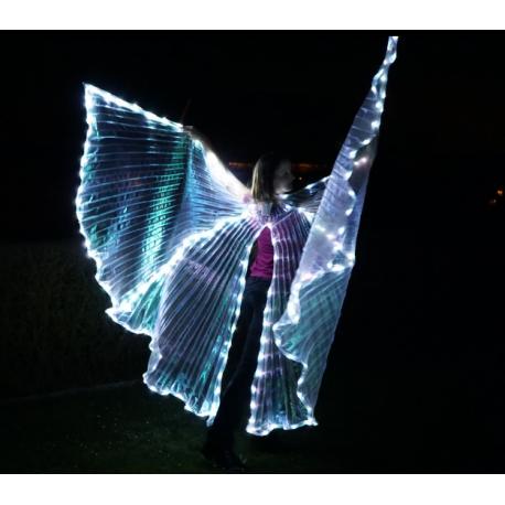 Asa Wings LED com abetura