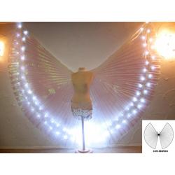Asa Wings de LED c/ abertura Adulto