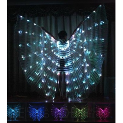 Asa Wings LED Adulto com Abertura