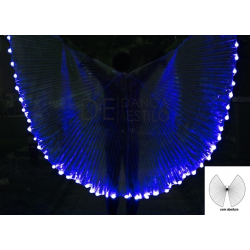 Asa Wings de LED c/ abertura 1 Fileira