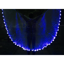 Asa Wings de LED Adulto 1 Fileira