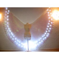 Asa Wings de LED Adulto - Promoção
