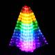 Asa Wings LED Arco íris