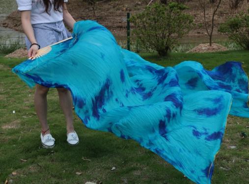 azul pintado